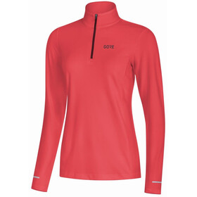 GORE WEAR R3 Long Sleeve Shirt Women, hibiscus pink